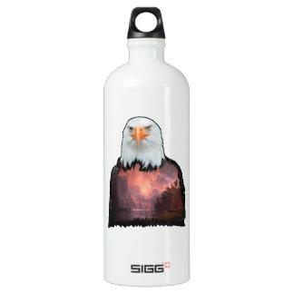 Botella De Agua Sello del valiente