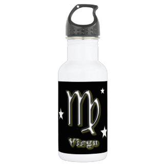 Botella De Agua Símbolo del virgo