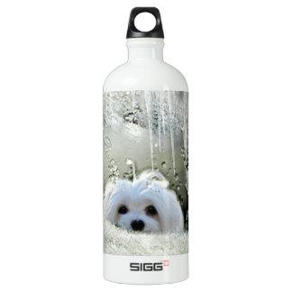 Botella De Agua Snowdrop el maltés