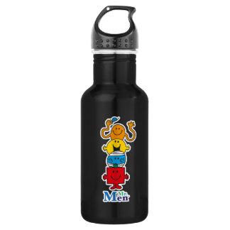 Botella De Agua Sr. Men Standing Tall de Sr. Men el |