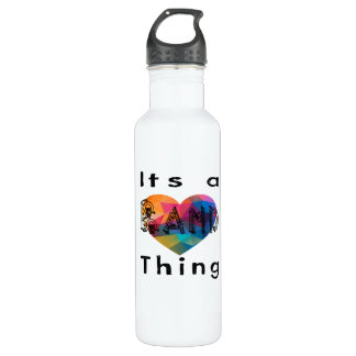 Botella De Agua su una cosa de la banda