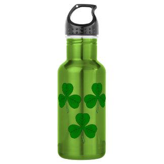 Botella De Agua Tres tréboles