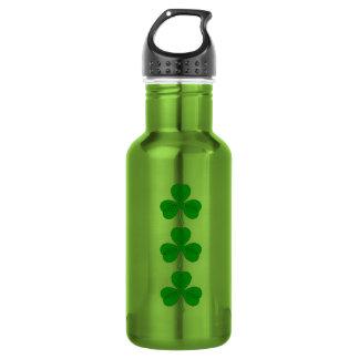 Botella De Agua Trío del trébol