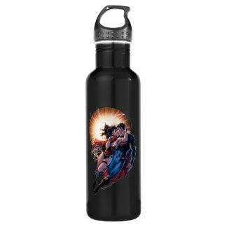 Botella De Agua Variante cómica de la cubierta #12 de la liga de