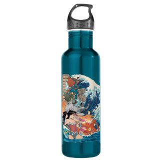 Botella De Agua Variante cómica de la cubierta #15 de la liga de