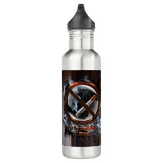 Botella De Agua Zona de no fumadores