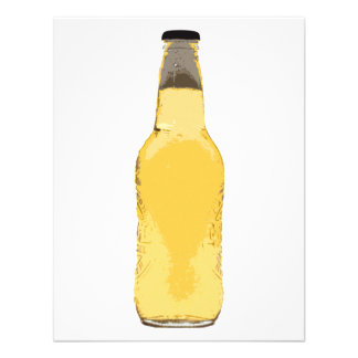 Botella de cerveza comunicados