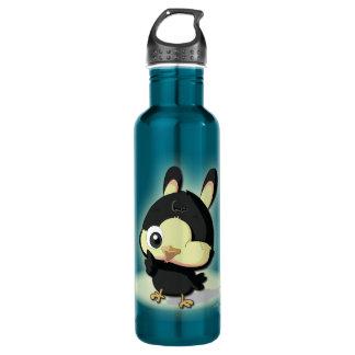 Botella divertida de Kawaii del personaje de