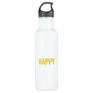 Botella feliz