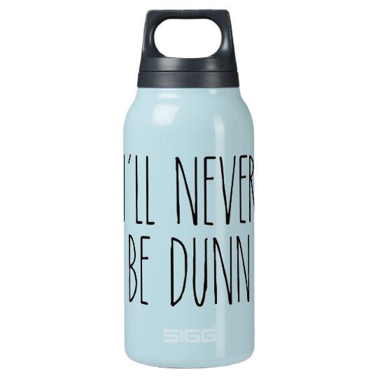 Botella inspirada Dunn de la bebida de Rae