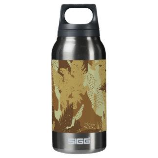 Botella Isotérmica Camuflaje del águila del desierto