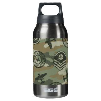 Botella Isotérmica Insignias militares