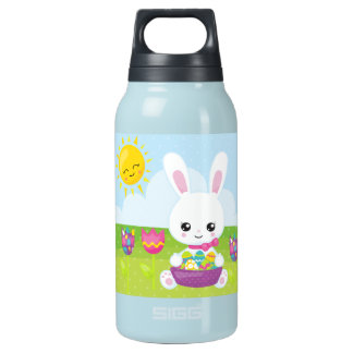 Botella Isotérmica Pequeño conejito de pascua lindo