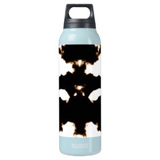 Botella Isotérmica Prueba de Rorschach de una tarjeta de la mancha