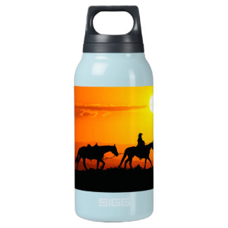Botella Isotérmica Vaquero-Vaquero-Tejas-occidental-país occidental