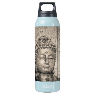 Botella Isotérmica Yoga de Buda del vintage
