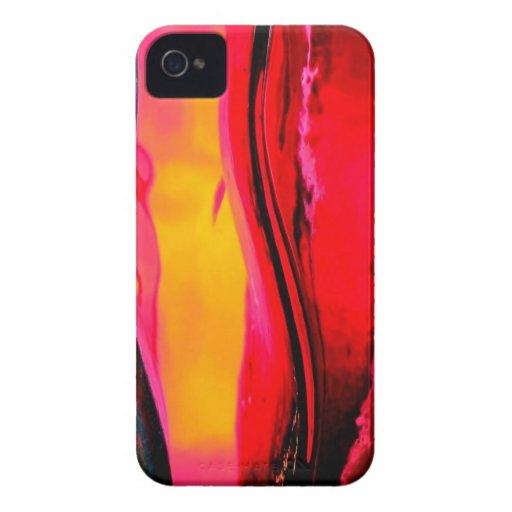 Botellas coloreadas extracto Case-Mate iPhone 4 fundas