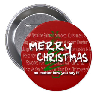 Botón 1 del navidad de CMN Pins