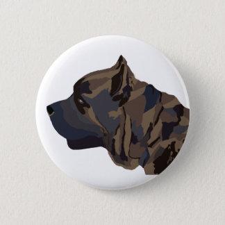 Botón abstracto de Corso del bastón