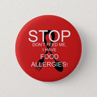 Botón alerta de la alergia