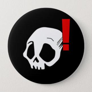 Botón alerta del cráneo