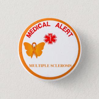 Botón alerta médico de la ESCLEROSIS MÚLTIPLE