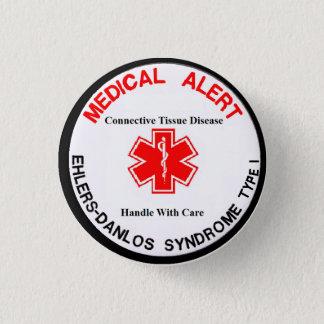 Botón alerta médico del tipo 1 del EDS