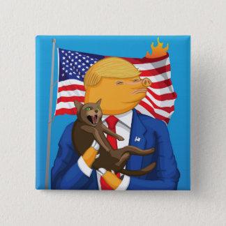 Botón americano de la catástrofe