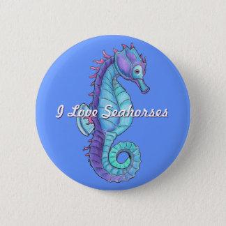 Botón azul del Seahorse