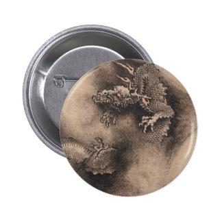 Botón chino 1 de la muestra R del zodiaco del año
