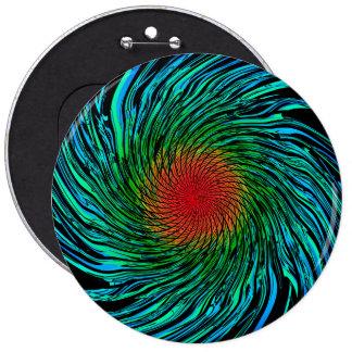 Botón colorido abstracto
