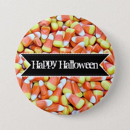 Botón colorido de las pastillas de caramelo del