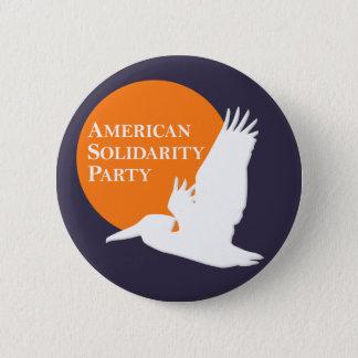 Botón con el logotipo anaranjado y blanco del ASP