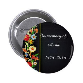 Botón conmemorativo