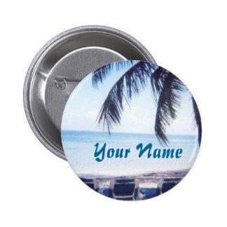 Botón conocido de la playa