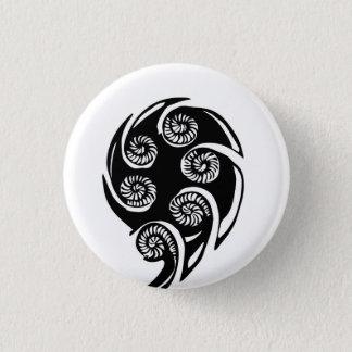 Botón de AOTEAROA KORU de Nueva Zelanda