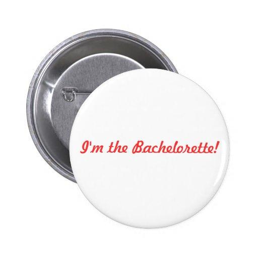 Botón de Bachelorette Pin