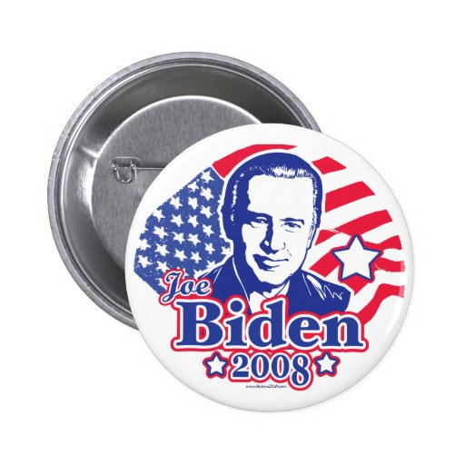 Botón de Biden 2008
