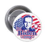 Botón de Biden 2008 Pin