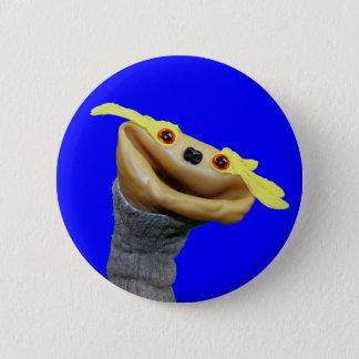 Botón de Chester (azul)