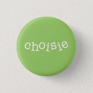 Botón de Choisie