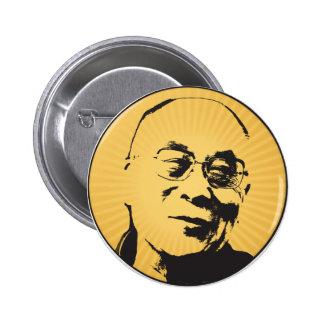 Botón de Dalai Lama