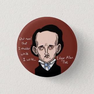 Botón de Edgar Allan Poe