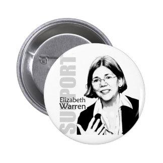 Botón de Elizabeth Warren