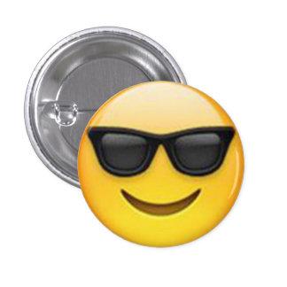 Botón de Emoji de las gafas de sol