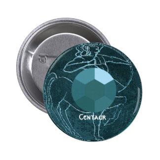 Botón de encargo de la joya del Centaur Chapa Redonda 5 Cm