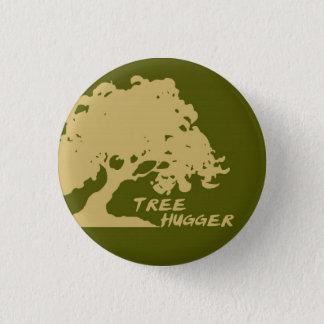 Botón de Hugger del árbol