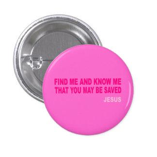 Botón de Jesús del hallazgo