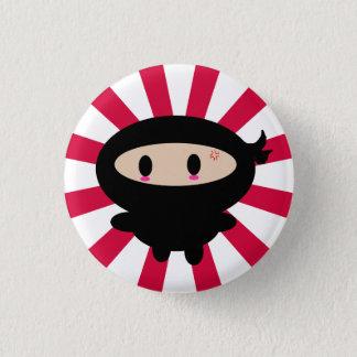Botón de Kawaii Ninja
