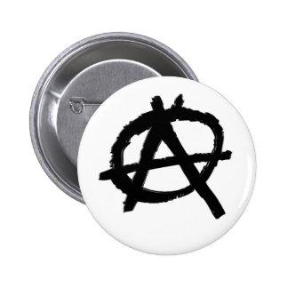 Botón de la anarquía (negro)